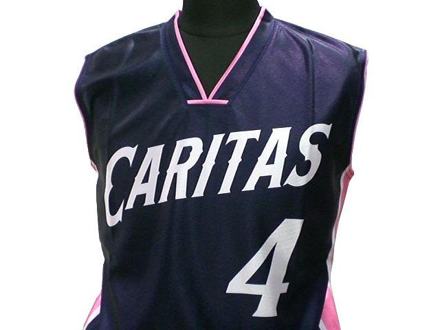 カリタス女子中学高等学校バスケ部