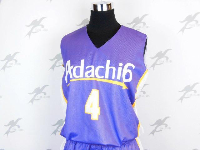 足立区立第六中学校女子バスケットボール部 様