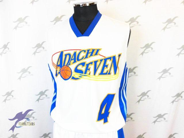足立区立第七中学校男子バスケットボール部様