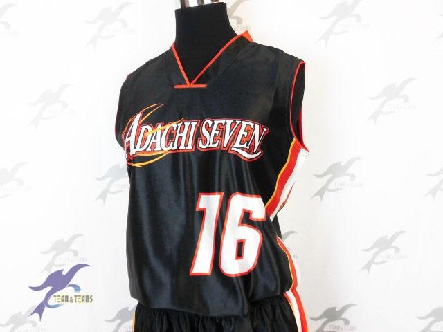 足立区立第七中学校女子バスケットボール部様
