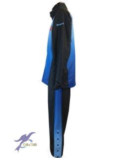 オリジナル 昇華ウィンドブレーカー ウォームアップシャツパンツ 富川ミニバスクラブ様10
